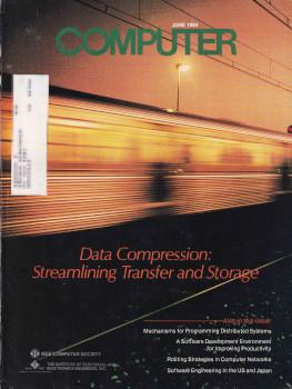 Cover of IEEE Computer, June 1984